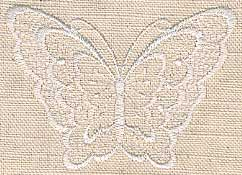 Wedding Napkin Motif 01