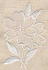 Wedding Napkin Motif 03