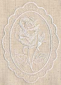 Wedding Napkin Motif 05