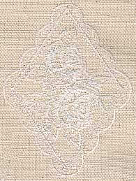 Wedding Napkin Motif 06