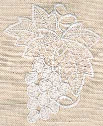 Wedding Napkin Motif 11