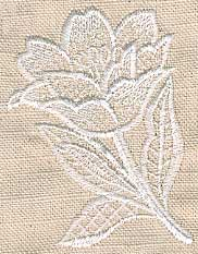 Wedding Napkin Motif 12a