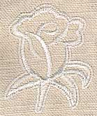 Wedding Napkin Motif 15