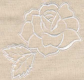 Wedding Napkin Motif 16