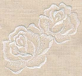 Wedding Napkin Motif 24