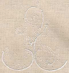 Wedding Napkin Motif 27