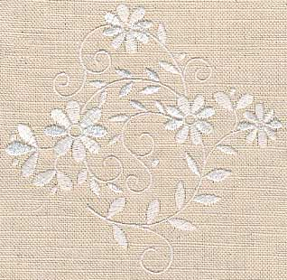 Wedding Napkin Motif 30