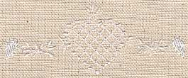 Wedding Napkin Motif 31